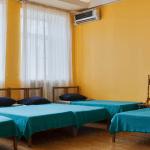 Номер для 8 гостей в хостеле Artist Hostel на Бауманской в Москве