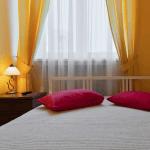 Двухместный номер в хостеле Artist Hostel на Бауманской в Москве