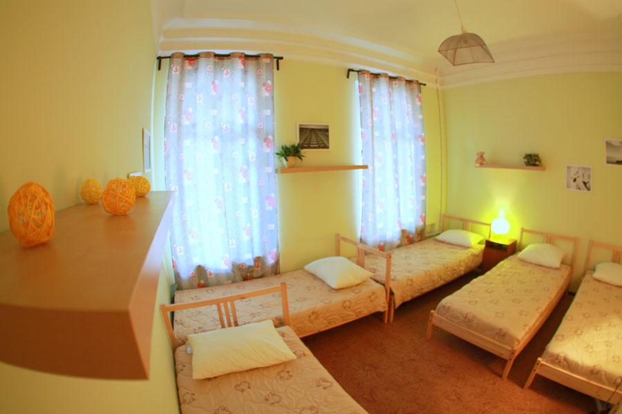 Гостиницы рядом с Казанским железнодорожным вокзалом в Казани