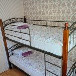 Double, 2 beds