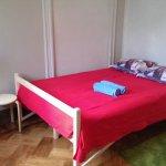 Семейный номер в хостеле Артист в Москве на Киевской.